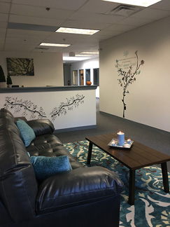 Banyan Treatment Center Massachusetts Reception Area